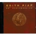 30 Anniversaire - Edith Piaf [CD]