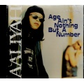Aaliyah ‎ - Age Ain\'t Nothing But A Number [CD] 1994 Blackground