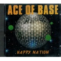 Ace Of Base Happy Nation [CD] 1993 Metronome