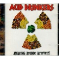 Acid Drinkers - Amazing atomic activity [CD] P MMC