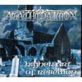 Agathodaimon Higher Art Of [CD] Metal Mind
