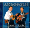 Akropolis: Toast za życie [CD] Music Ton [Idealna]