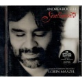 Andrea Bocelli Sentimento [CD] 2002 Sugar/Philips