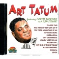 Art Tatum featuring Everett Barksdale and Slam Stewart [CD]