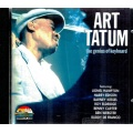 Art Tatum - the genius of keyboard [CD]