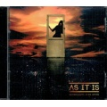 As it Is - Never Happy, Ever After [CD] 2015