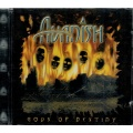 Avanish - Gods Of Destiny [CD] Ebola Records