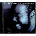 Barry White - Let The Music Play [CD] 1999 Spectrum