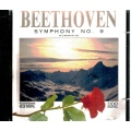 Beethoven Symphony NO. 9 [CD] Sweden