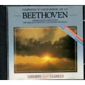 Beethoven Symphony no 9 [CD]