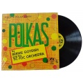 Bernie Goydish and his Tic-Toc Orchestra - Polkas vol. 2 Polka Party [LP] [Dobry+]