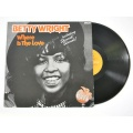 Betty Wright - Where Is The Love [LP] 1974 [Doskonały]