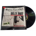 Billy May - Swing Goes On Vol. 8 [LP] [Doskonały+] EEC