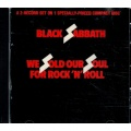 Black Sabbath We Sold Our Soul For Rock 'n' Roll [CD]