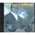 Blind Lemon Jefferson Recordings [CD]