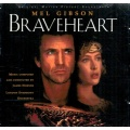 Braveheart Orginal Motion Picture Soundtrack [CD]