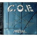 C.O.E. - Metal [CD] 2loud4u /Shark