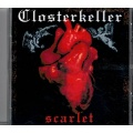 Closterkeller - Scarlet [CD] 2011 Universal Music