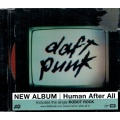 Darf Punk - Human After All [CD] Emi 2003 EU