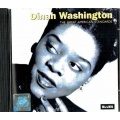 Dinah Washington The Great American Standards [CD]