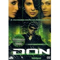 DON [2 DVD] film + kulisy Bollywood Farhan Akhtar