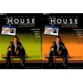 Dr House [2 DVD] Sezon 1 1-5 + Sezon 2 1-4