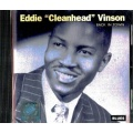 Eddie Cleanhead Vinson Back In Town [CD]