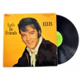 Elvis Presley - Let\'s Be Friends [LP] RCA  [Bardzo dobry]