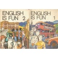 English is fun 1/2 Zawadzka