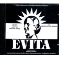 Evita soundtrack [CD] 1996 Jupiter
