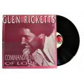 Glen Ricketts - Commandments Of Love [LP] [Bardzo dobry]