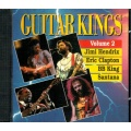 Guitar Kings Hendrix Clapton Santana BB King [CD]
