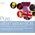 Iggy Pop, Nena, Cindy Lauper - Pure... alternative 80s  [4 CD] 2011 Sony