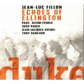 Jean-Luc Fillon - Echoes Of Ellington [CD] Cristal