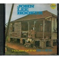 John Lee Hooker House of the blues [CD] 1989 Green