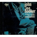 John Lee Hooker: Plays & Sings [CD] 1989 Green