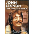 John Lennon - Give Peace A Chance [DVD] 2004 Germany
