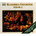 Klassiska Favoriter Volym 2: Bach, Bruch, Handel i inni [3 CD]