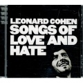 Leonard Cohen - Songs Of Love And Hate [CD] 2007