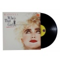 Madonna  Who's That Girl [WINYL] VG