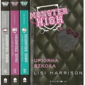 Monster High 1-4 Lisi Harrison x4