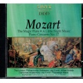 Mozart Piano Concerto No. 17 [CD] 1991 MCR