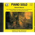 Bach, Mozart - Piano Solo Moment Musical [CD]