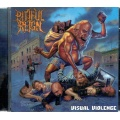 Pitiful Reign - Visual Violence [CD] Punishment