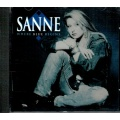 Sanne - Where blue begins [CD] Virgin