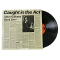 Steve Gibbons Band - Live - Caught In The Act [LP] [Doskonały] England