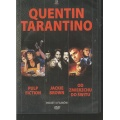 Tarantino Pulp Fiction Jackie Brown  [3DVD]