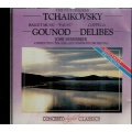 Tchaikovsky Gounod Delibes [CD]