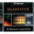 The X Sound Studio: Gladiator 16 super-hitów [CD]